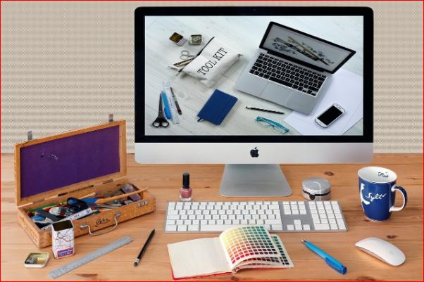 أدوات التصميم الجرافيكي