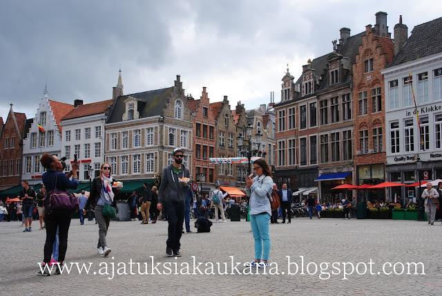 Belgium, tourism