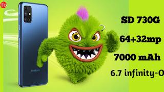 Samsung Galaxy m51 price india