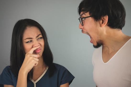 Bau Mulut atau Nafas Bau