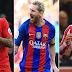 Messi, Coutinho, Shaqiri Tertajam Dari Luar Kotak Penalti