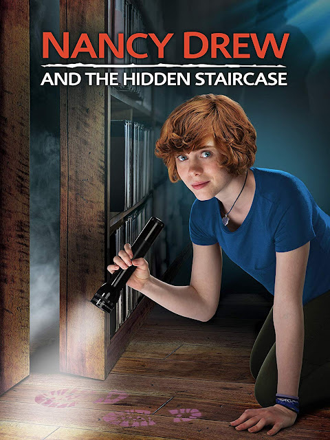 NANCY DREW AND THE HIDDEN STAIRCASE (2019) ταινιες online seires xrysoi greek subs