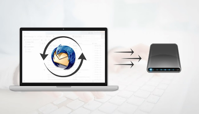 How To Take Backup Thunderbird Email In Hard Drive Manually