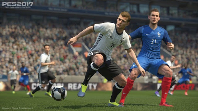 download Pes 2017 ( Pes 17 )  apk and data for android