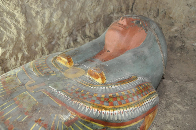 New discovery at Thutmose III's temple in Luxor