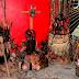 Ritual Setan Mafia Narkoba Meksiko agar Kebal Peluru