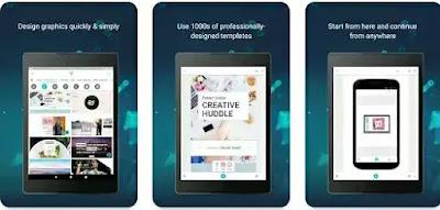Aplikasi Presentasi Online - Desygner