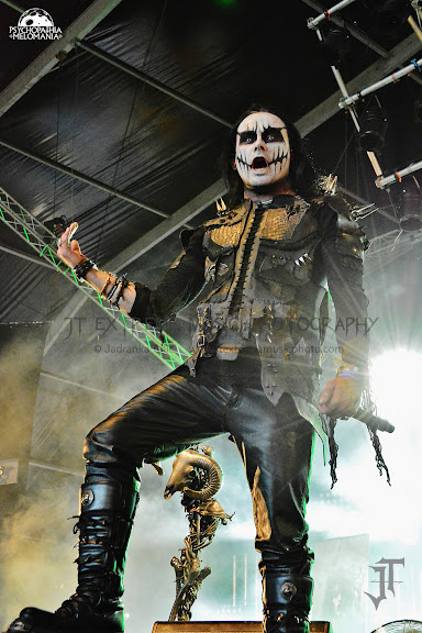 Cradle of Filth @Hellfest 2015 vendredi 19/06