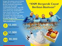 DPP KNPI Perpanjang Bansos Hadapi Covid-19 Hingga Ramadhan