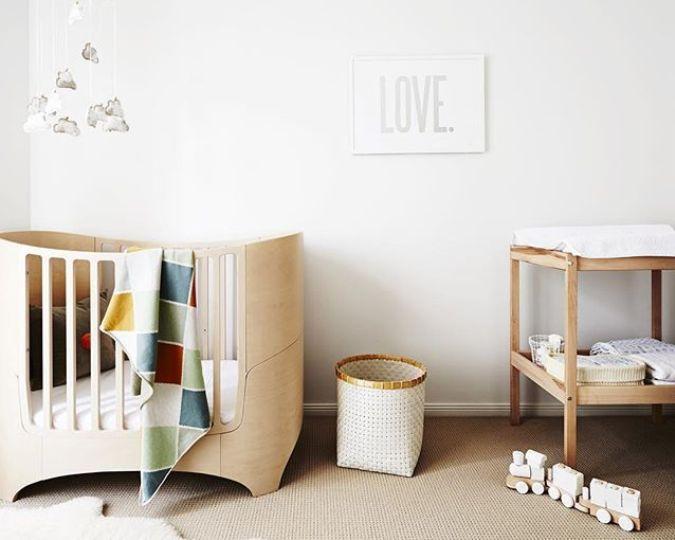 Cómo diseñar la habitación del bebé