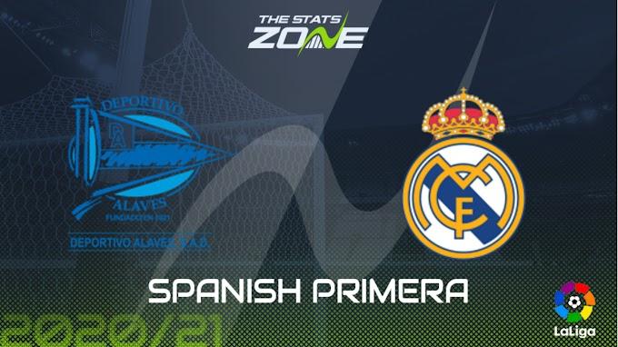 مشاهدة مباراة ديبورتيفو ألافيس و ريال مدريد بث مباشر