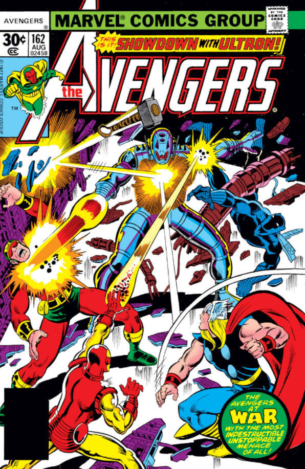 Recommended Reading How Did The Avengers Get To The Korvac Saga
