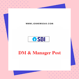 SBI Recruitment 2019: Deputy Manager & Manager Posts