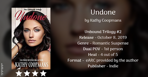 UNDONE by Kathy Coopmans