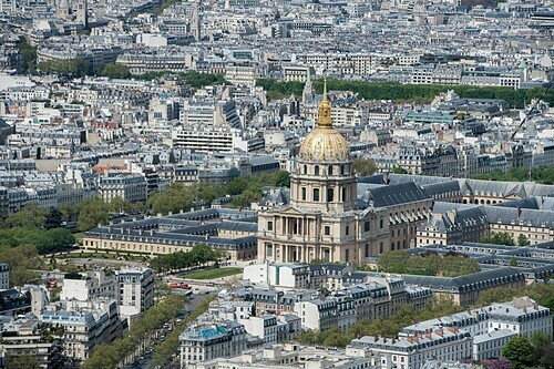 7 scenic spots in Paris