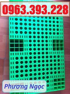 Pallet nhựa kê kho, pallet nhựa PL04LS, pallet nhựa công nghiệp 1449286742_04ls-1