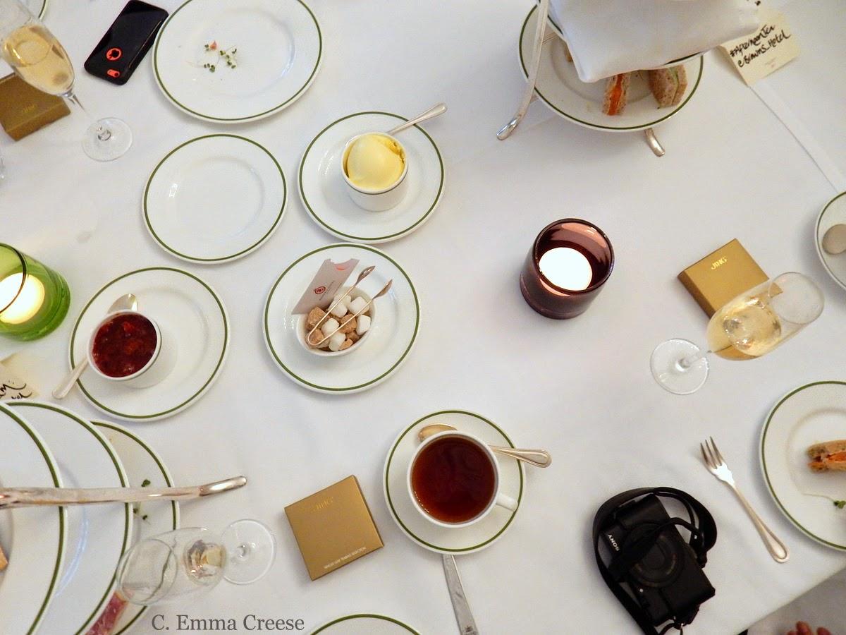 Afternoon Tea Private Room Birmingham