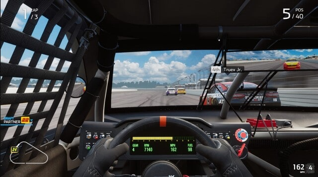 Nascar Heat 5 Ultimate edition gameplay