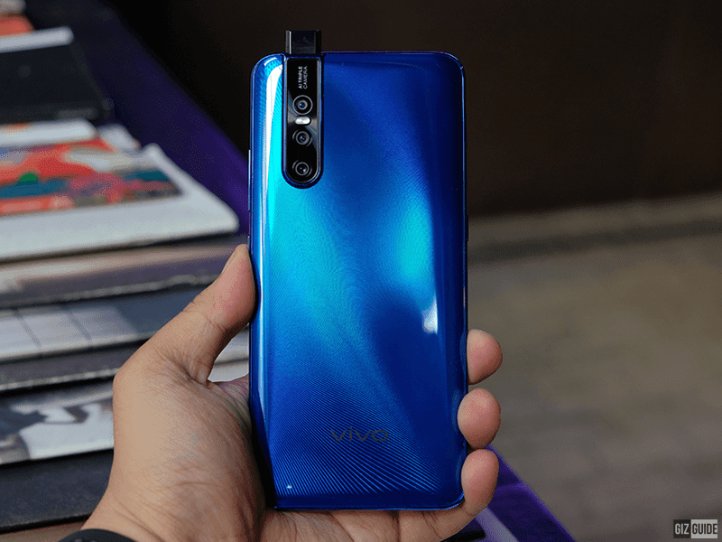 Vivo V15 Pro: First Camera Samples