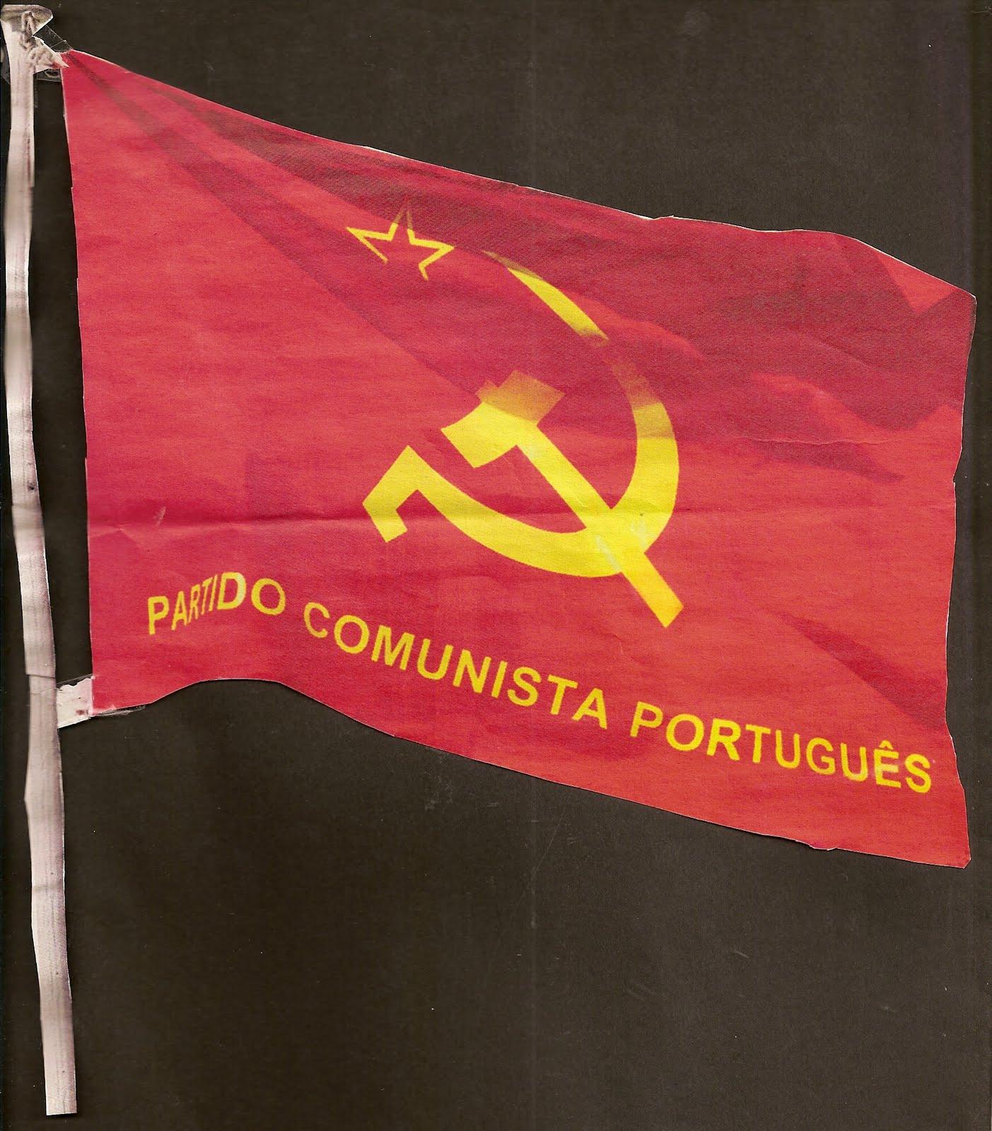 Resultado de imagem para bandeira do PCP