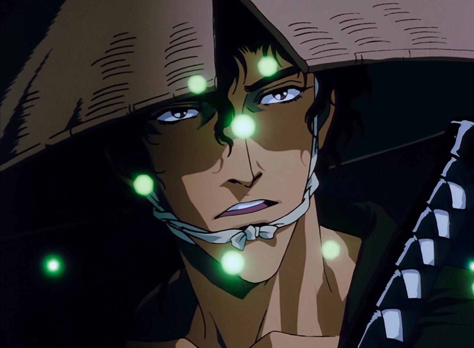 Ninja scroll anime blu-ray recensione