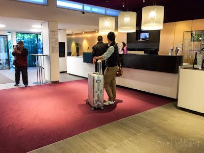 Lobby Congress Hotel Mercure Nürnberg
