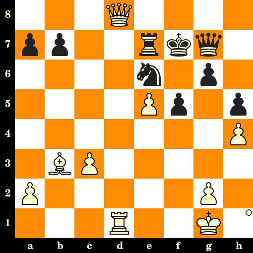 Les Blancs jouent et matent en 3 coups - Aleksander Delchev vs Vasilios Kotrotsos, Paleochora, 2019