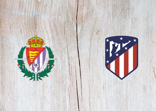 Real Valladolid vs Atletico Madrid -Highlights 6 October 2019