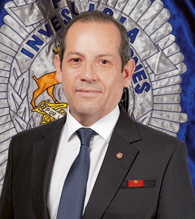 Nuevo Director General de la PDI: Sergio Muñoz Yáñez