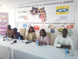 Guinée, éducation : une agence de communication dépose ses valises dans l'éducation