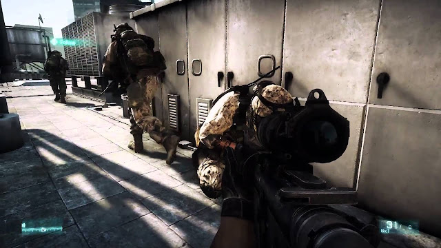 Battle Field 3 - Full PC Game Download Torrent