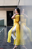 Catherine Tresa exclusive stills in Jumpsuit and Ethnic Casuals  Exclusive 34.JPG