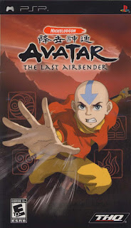 Download Avatar The Last Airbender ISO File PSP - PPSSPP Game