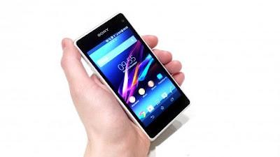 Các cách thay màn hình Sony z1 Compact