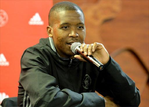 former Bucs midfielder Lebohang 'Cheeseboy' Mokoena