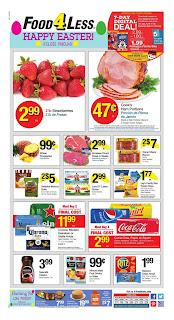 ⭐ Food 4 Less Ad 4/24/19 ✅ Food 4 Less Weekly Ad April 24 2019