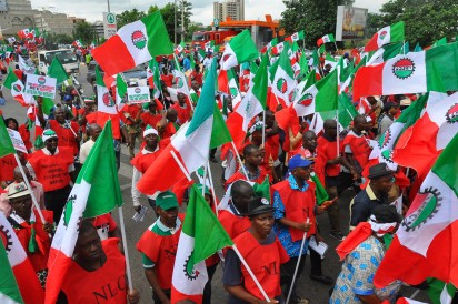 Image result for Nigerians are running out of patience, NLC tells FG
