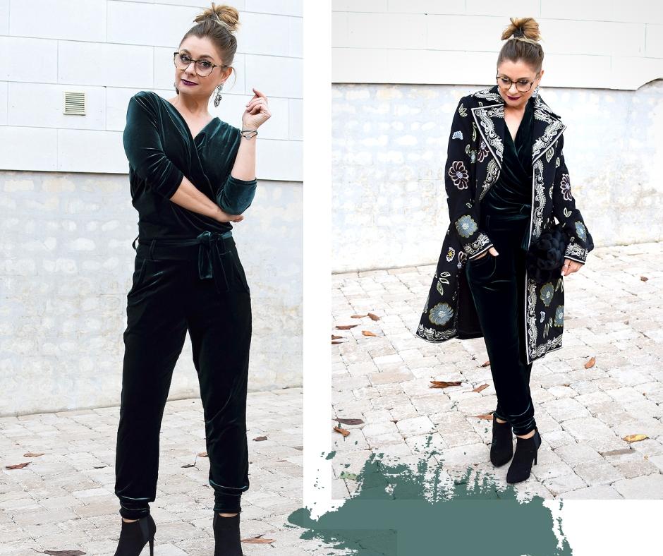 Tipps für ein schickes Outfit zu Silvester, Modeblogger Look