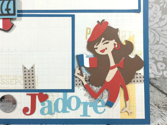 Cricut Paris Layout