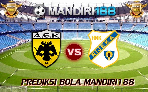 AGEN BOLA - Prediksi AEK Athens vs Rijeka 24 November 2017