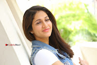Telugu Actress Lavanya Tripathi Latest Pos in Denim Jeans and Jacket  0170.JPG