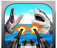 Sea Monster Shooting Strike 3D v1.1 Apk Android Download Money Energy Mod