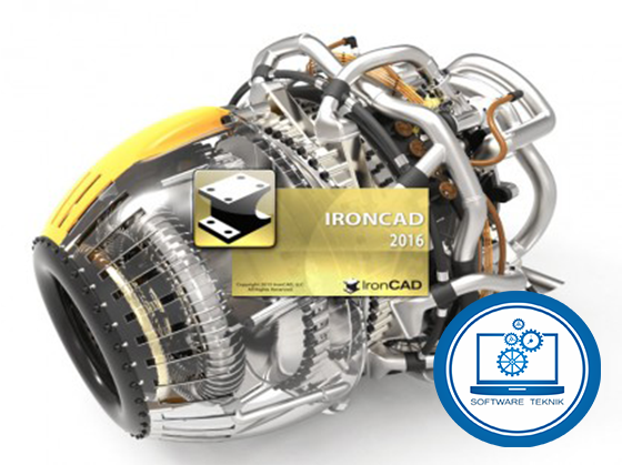 IronCAD 2016
