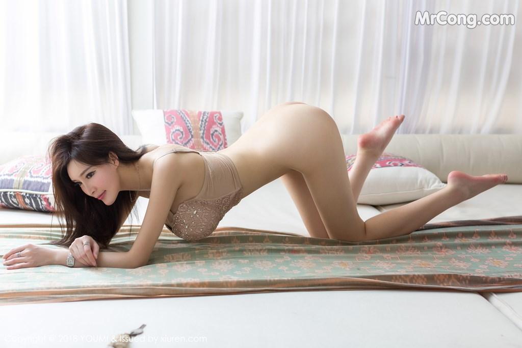 Image YouMi-Vol.197-Tu-Fei-Yuan-Ai-Cuo-Qiong-MrCong.com-009 in post YouMi Vol.197: Người mẫu 奶瓶土肥圆 (48 ảnh)