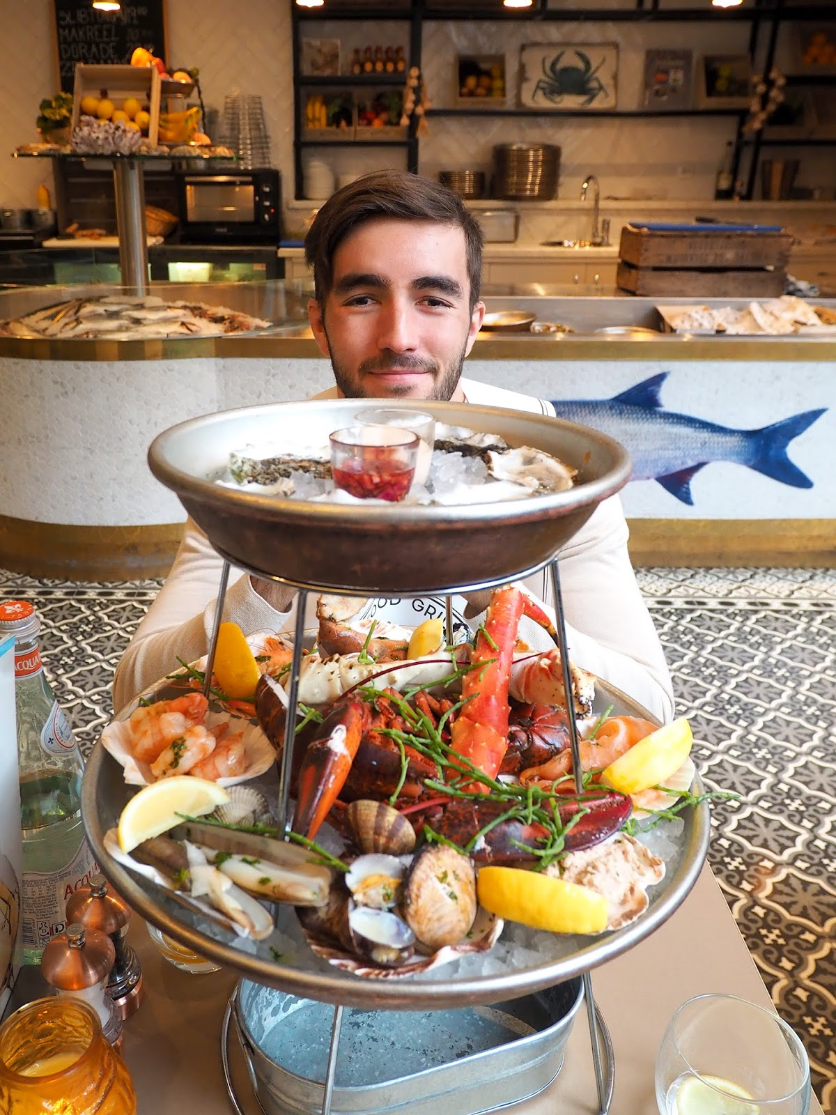 Euriental | luxury travel & style | Mr. Crab Amsterdam