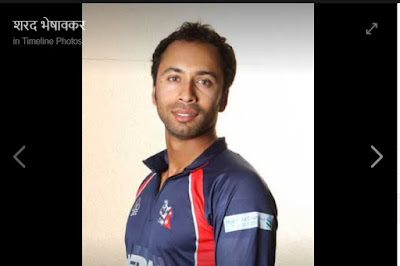 One-day cricket: Trouble For Nepal Sharad will miss the next Match