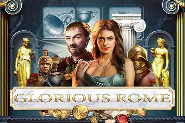 Main Gratis Slot Demo Glorious Rome (Pragmatic Play)