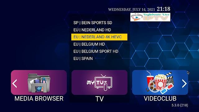 IPTV STB Smart portal free iptv