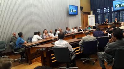 Juquiá participa de debate sobre a Linha férrea do porto de Santos ao Vale do Ribeira