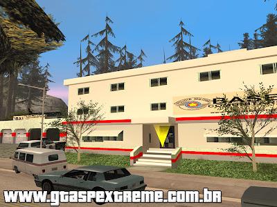 Base Comunitaria PMESP para GTA San Andreas